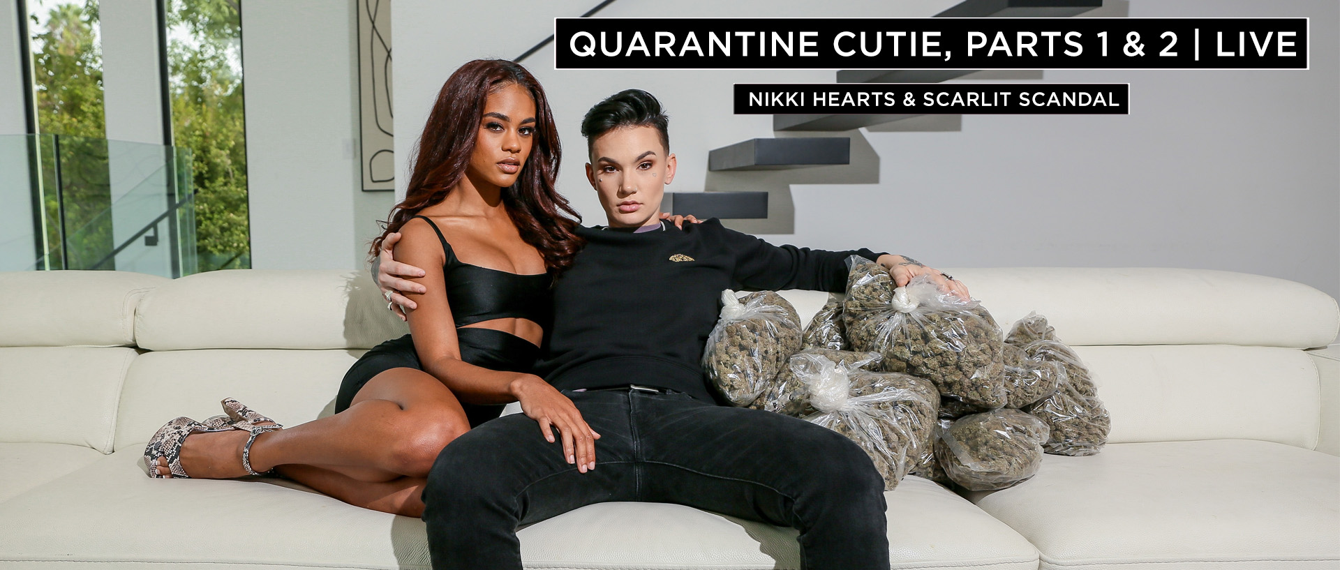 Dyked Down | Queer & Lesbian Porn by Nikki Hearts